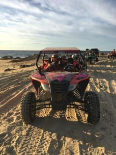 RZR Tour in Cabo